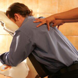 masaje empresarial